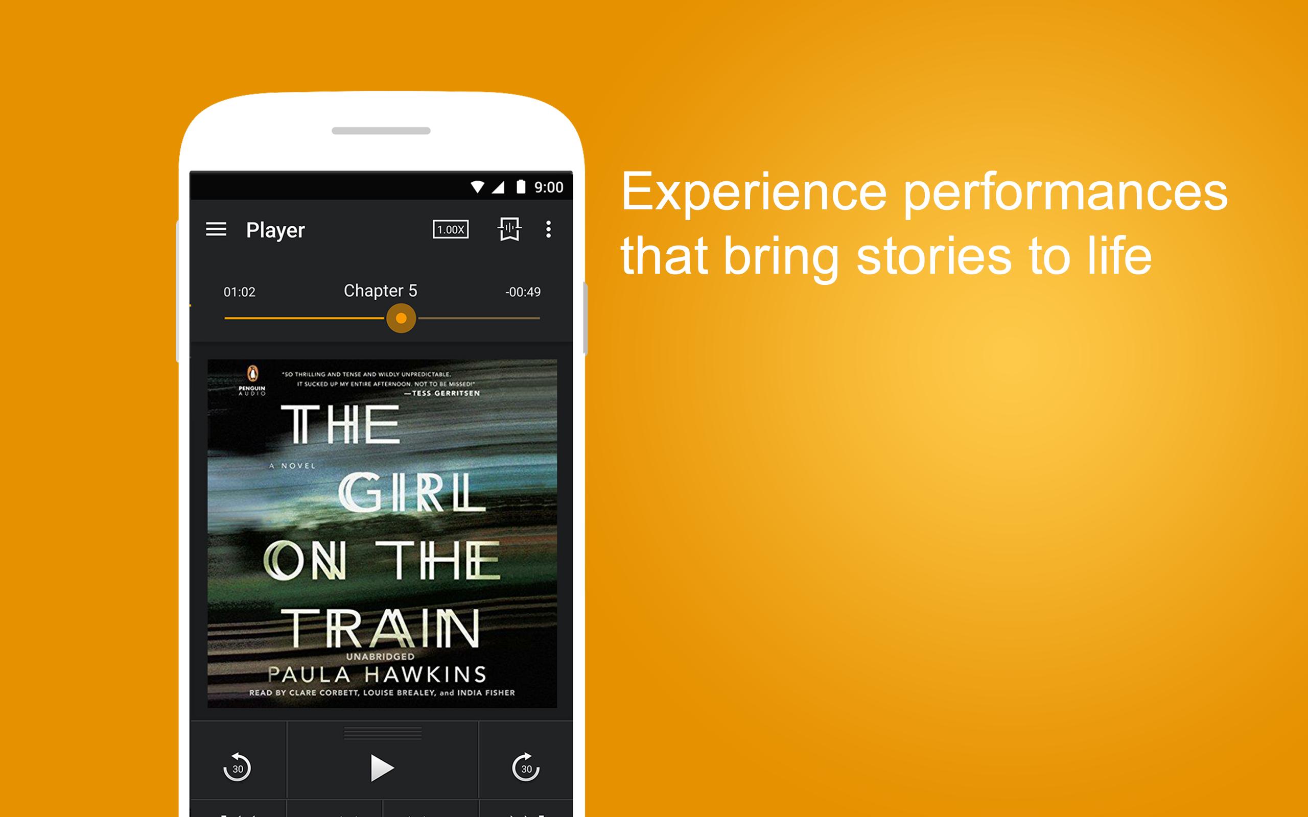 Audible – Audiobooks & Originals for Android: Amazon.es