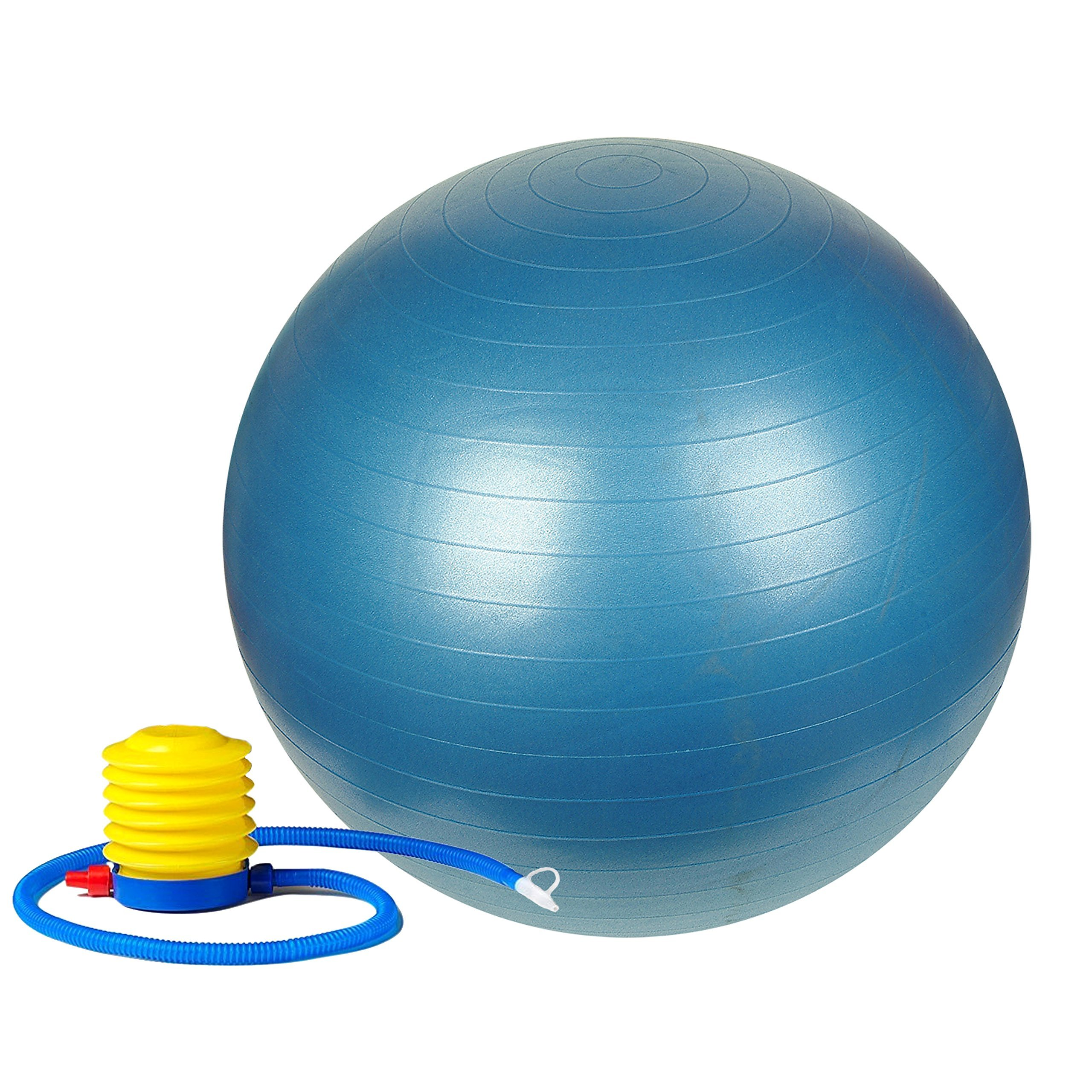 Sunny Health & Fitness Anti-Burst Gym Ball, 75 CM