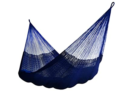 Hammocks Rada TM – Jumbo Size Dark Blue – Largest Hammock by UPS in 2 Days at Door