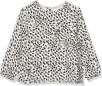 IKKS Junior Blouse Ml Imprimee A Volant Blusa para Bebés