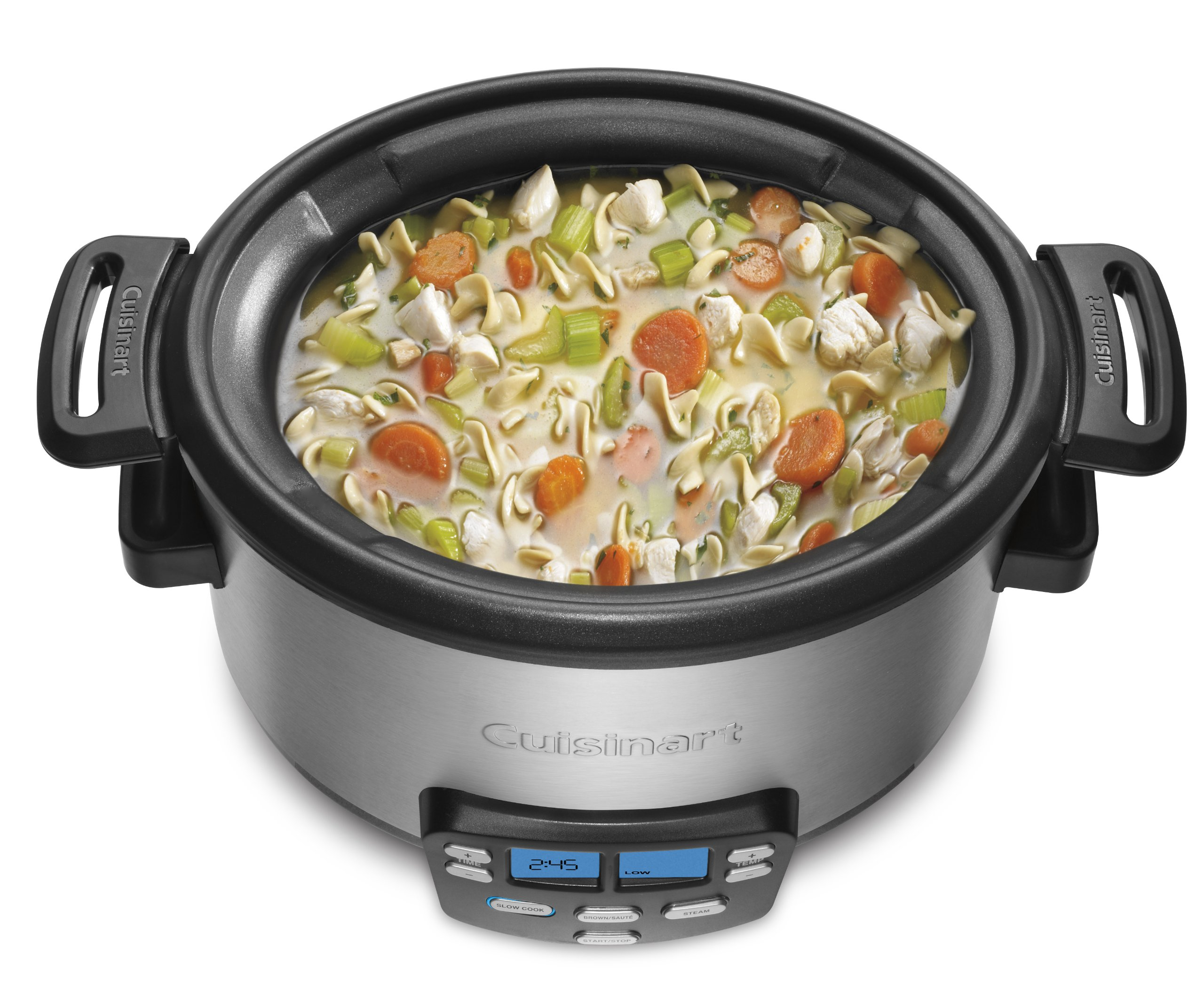 Cuisinart MSC-400 3-In-1 Cook Central 4-Quart Multi-Cooker: Slow Cooker, Brown/Saute, Steamer by Cuisinart (Image #7)