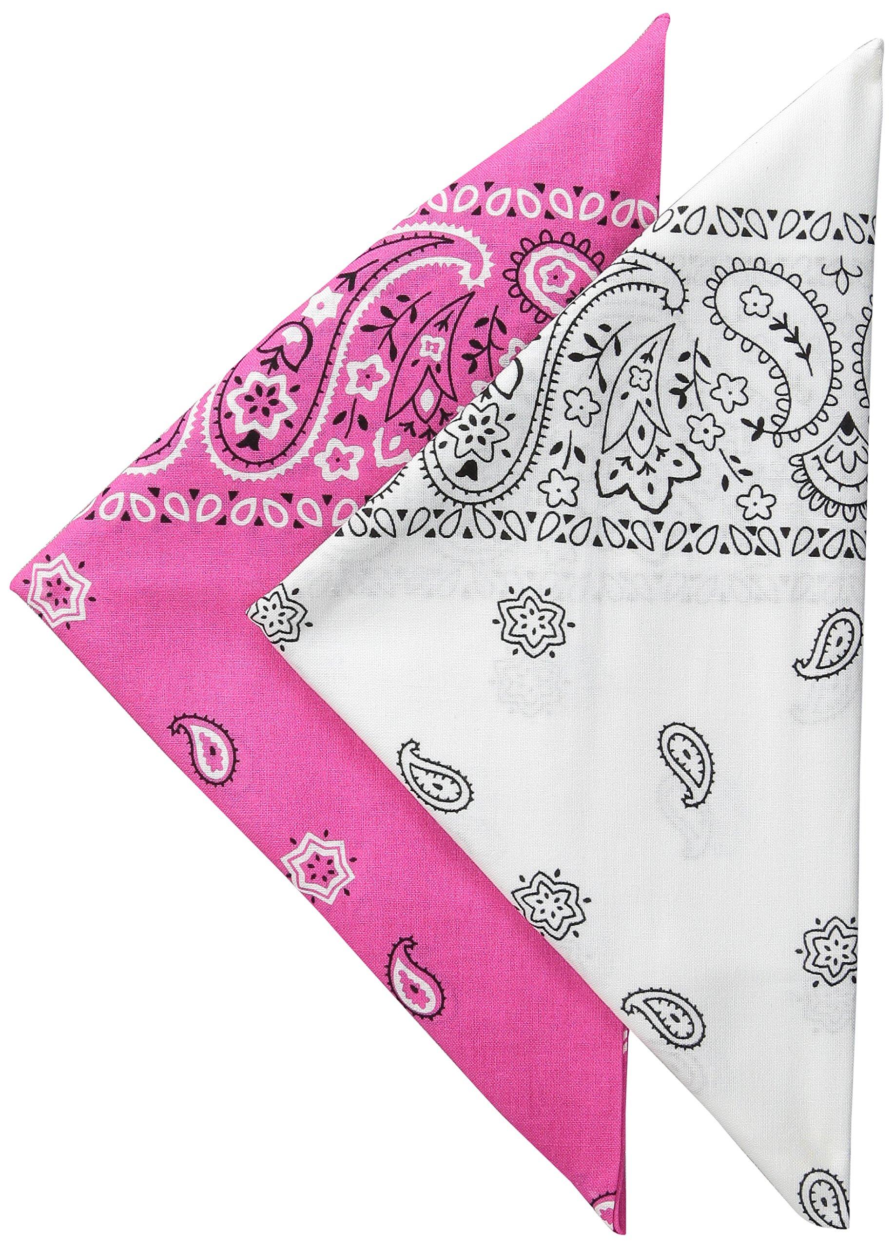 Pink Bandana Amazon