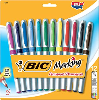 12ct. BIC Marking Permanent Marker