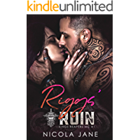 Riggs' Ruin (Kings Reapers MC Book 1)