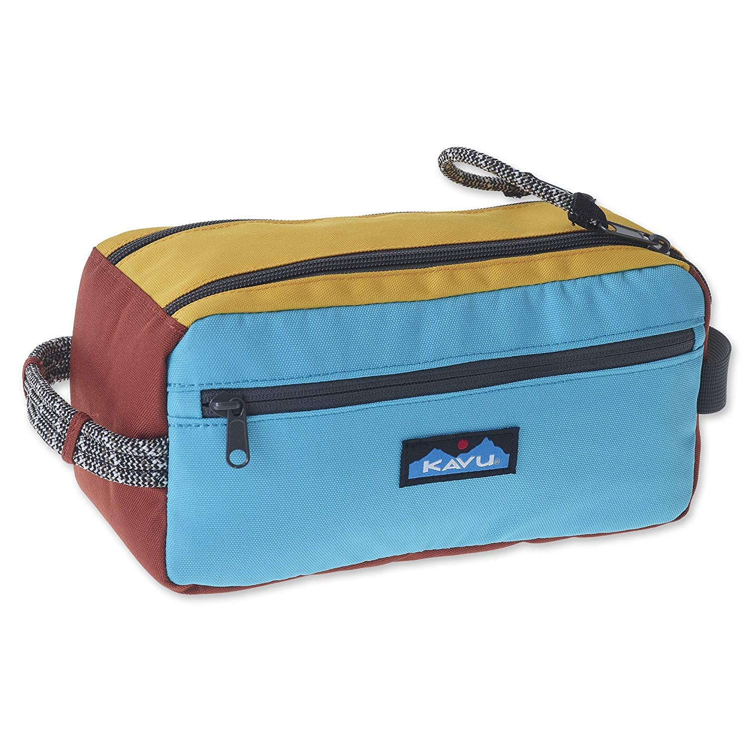 KAVU Grizzly Kit Accessory Bag Padded Lightweight Travel Case
