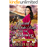 Scarred Mail-Order Bride and the Widower: Inspirational Western Mail Order Bride Romance (Daisy Creek Brides Book 1)
