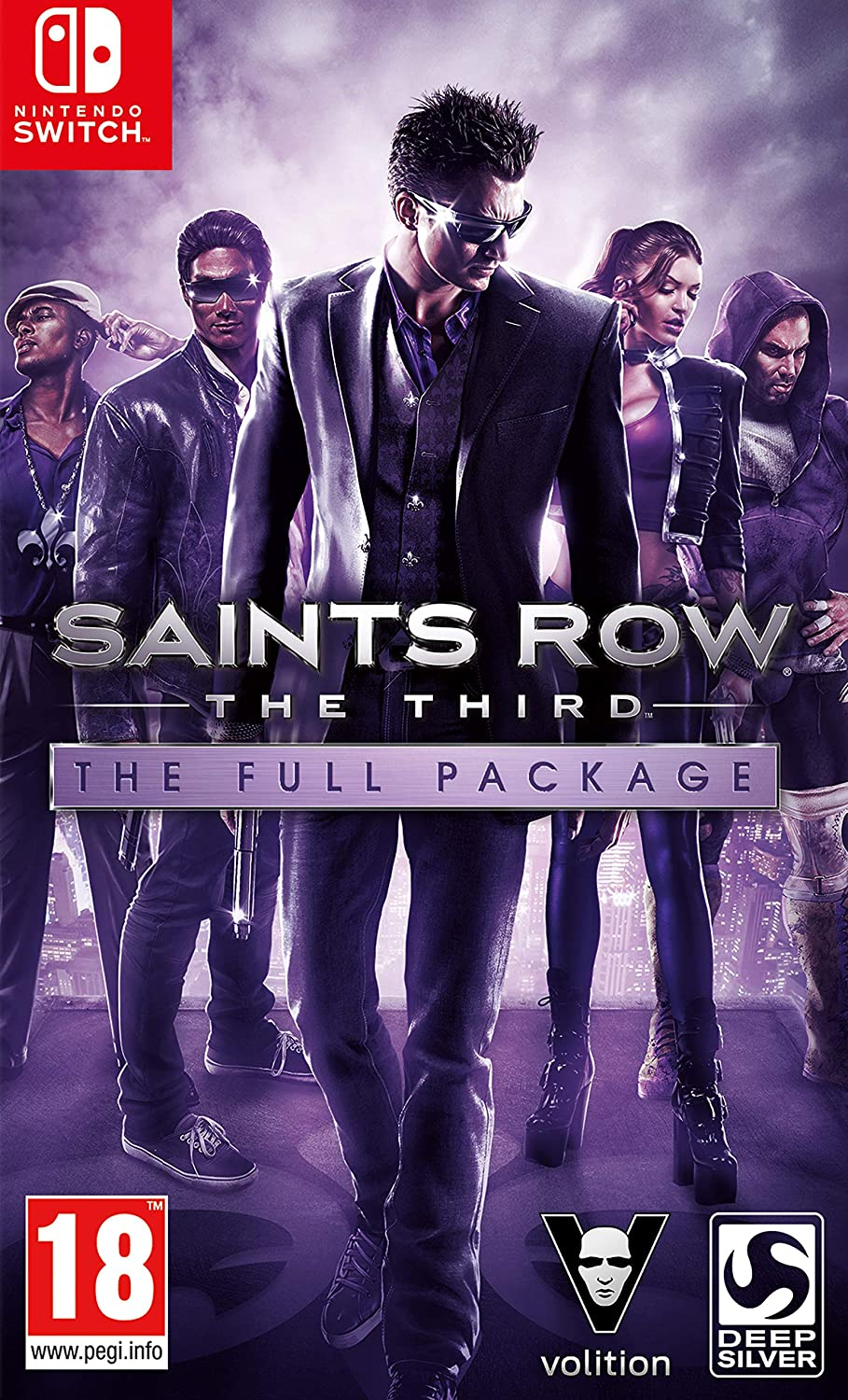 Saints Row: The Third - The Full Package: Amazon.es: Videojuegos