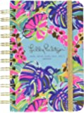 Pocket 17 Month 2016-2017 Agenda - Exotic Garden