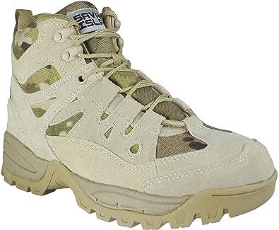 Mil Tec Tactical Boots mit YKK Zipper multicam günstig