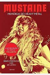 Mustaine: Memórias do Heavy Metal Capa comum