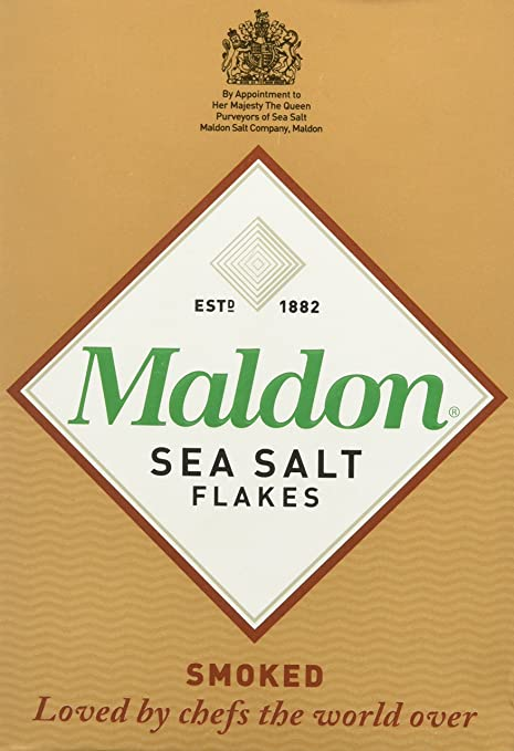14 opinioni per Maldon Smoked Sea Salt Flakes 125g