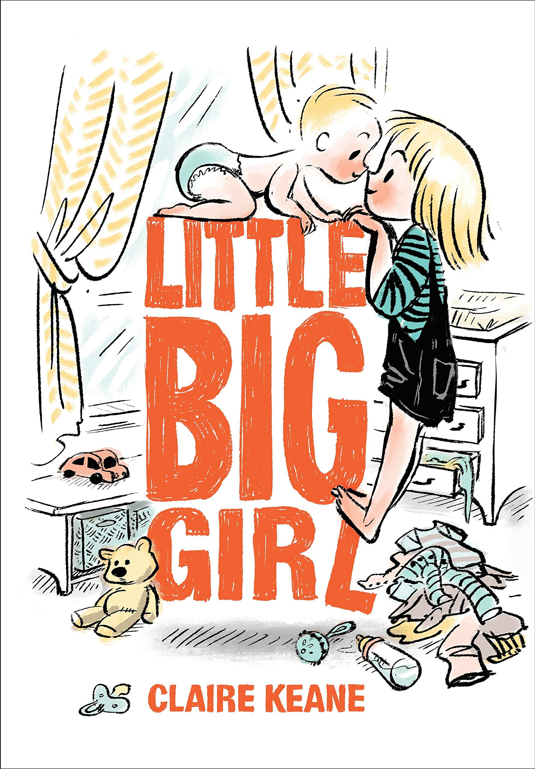 Little Big Girl PDF