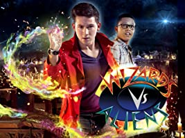 Wizards Vs Aliens - Series 1