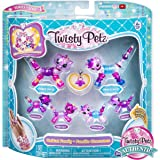 Twisty Petz, Series 3, Uni-Cat Family Pack Collectible Bracelet Set for Kids Aged 4 and Up