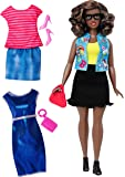 "Barbie DTF02 ""Fashionistas Emoji Fun"" Doll"