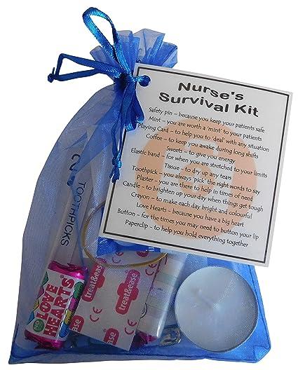 Smile Gifts Uk Nurses Survival Kit Great Gift To Thank A Nurse