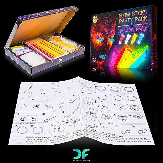 Dracs Futurism 100 Premium - Juego de accesorios para ...