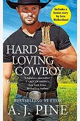 Hard Loving Cowboy: Includes a bonus novella (Crossroads Ranch Book 4) Kindle Edition