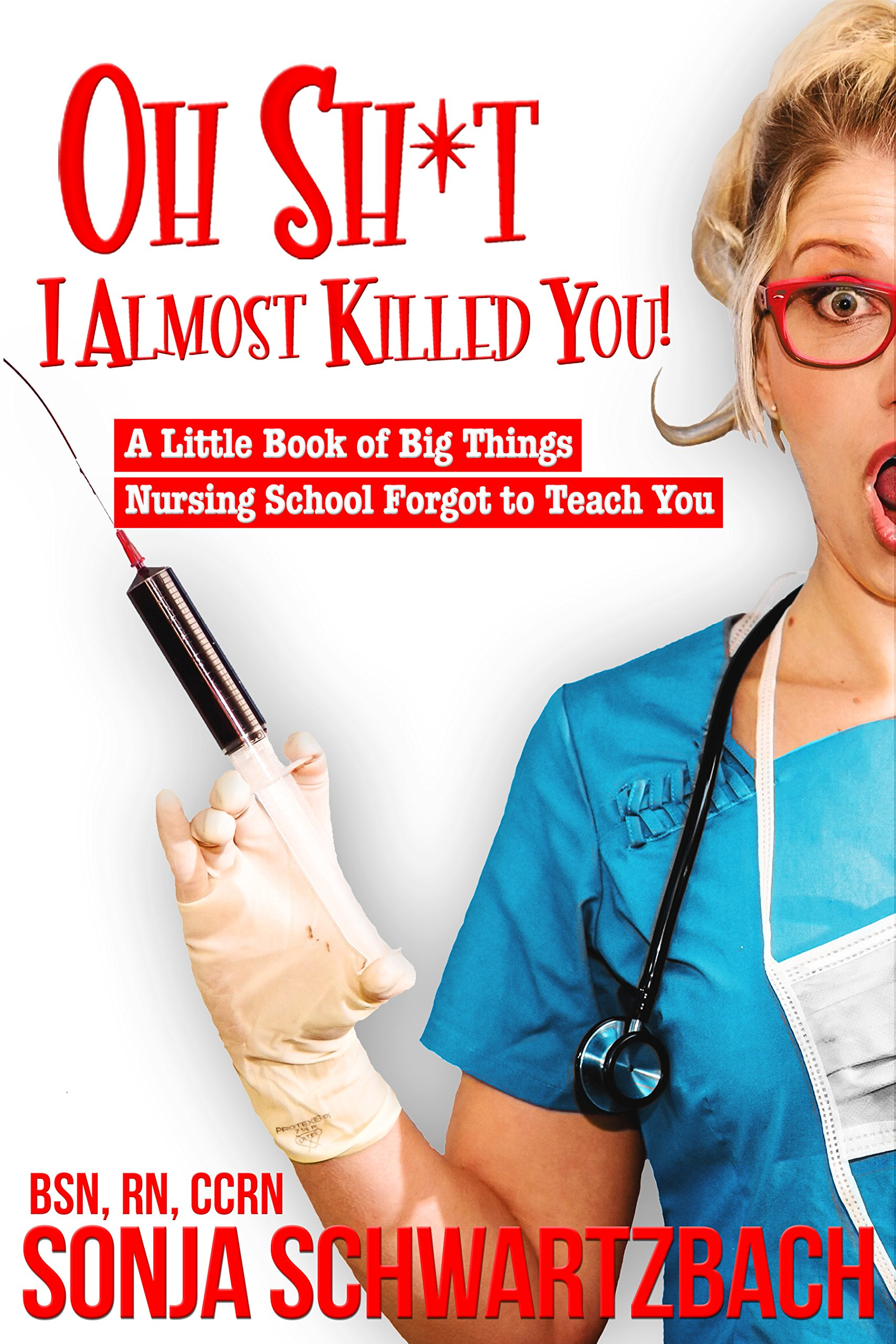 Almost Killed Little Things Nursing product image