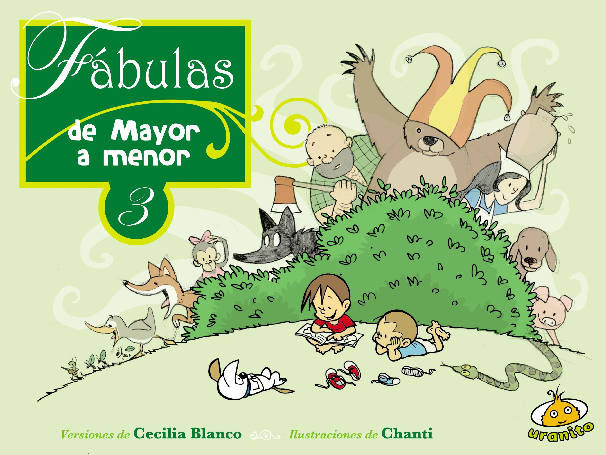 Read Online Fabulas de mayor a menor 3 (Spanish Edition) (Fables from Oldest to Youngest) ebook