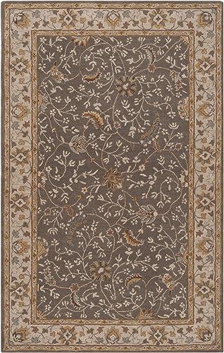 Surya Caesar CAE-1114 Hand Tufted Wool Classic Area Rug, 9-Feet by 12-Feet