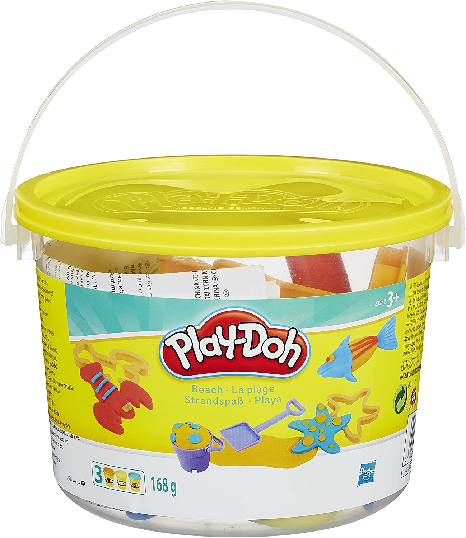 Play-Doh - Mini Set Herramientas Play Doh (Hasbro 23414EU4)