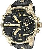 Diesel DZ7371 Reloj para Hombre, color Negro