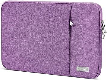 Egiant Funda Para Laptop De 11 6 12 3 12 5 13 3 14 15 6 Pulgadas Impermeable Tela Protectora Para Asus Acer Dell Hp Toshiba Lenovo Samsung Púrpura Computers Accessories