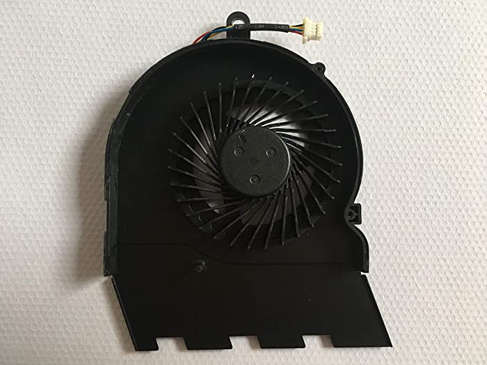 HK-part Replacement for Dell Inspiron 15-5565 15-5567 17-5767 Cpu Cooling Fan DP/N CN-0789DY 4-pins Connector
