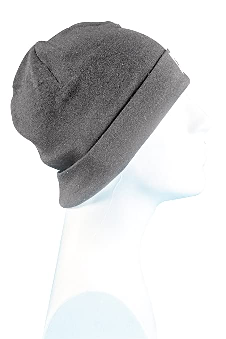Gorro Térmico de Lana Merino Beanie Adulto - adecuado en Verano e Invierno. Transpirable Absorbente Resistente al Viento y Reflectante.