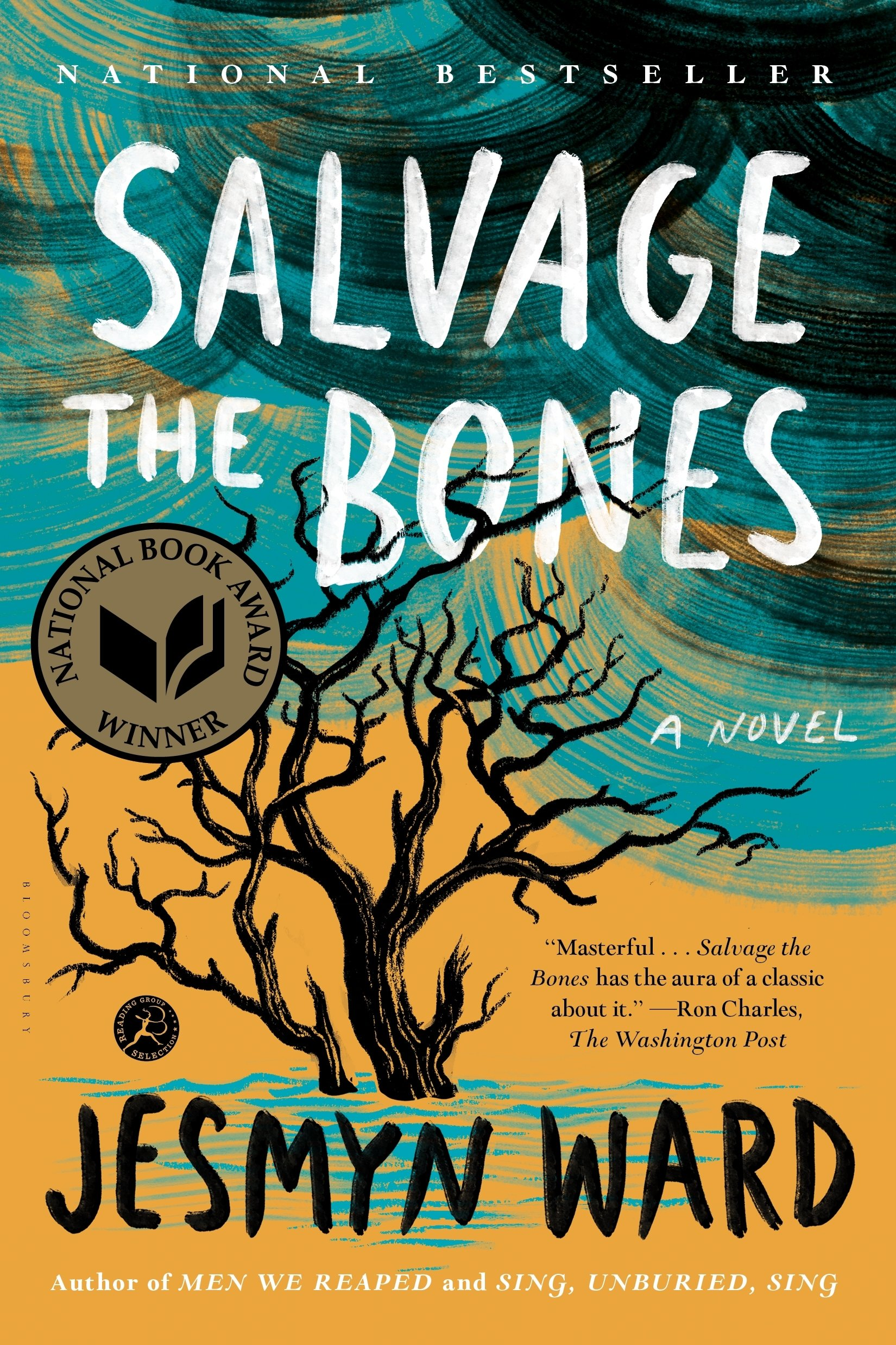Salvage The Bones: A Novel: Jesmyn Ward: 8601422187960: Amazon: Books