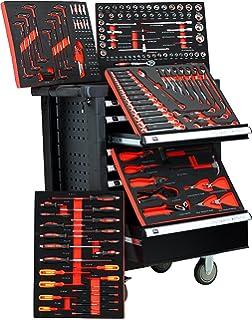 King Tony 932002mr Servante D Atelier Complete Pro Kit Set De 172