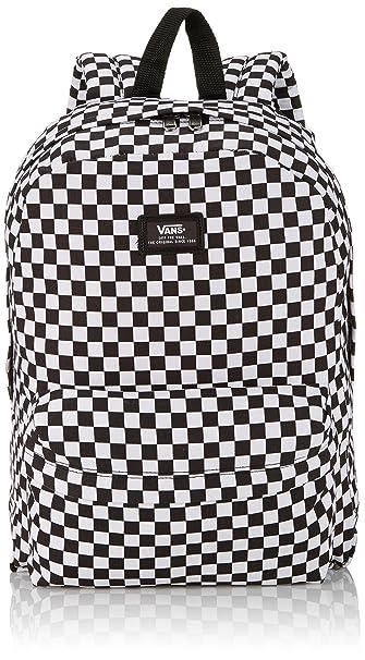 Buy Vans Big Boys' Old Skool II Backpack Checker One