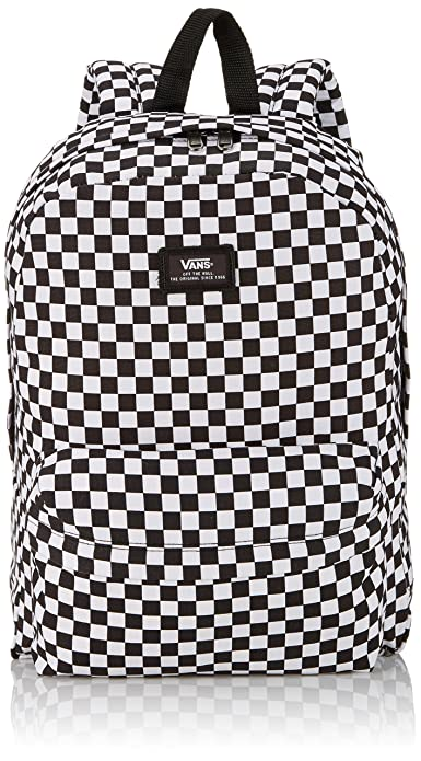 b77f8361121 Vans Old Skool II, Men s Backpack, Black White Check, One Size  Vans ...
