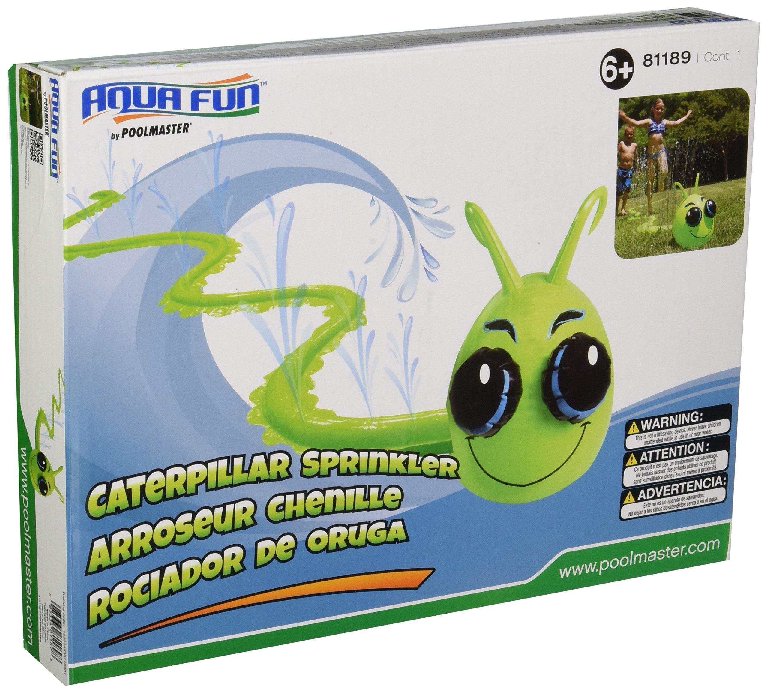 Poolmaster Caterpillar Sprinkler Toy
