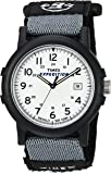 Timex Men's Quartz Expedition Camper Watch with  Dial Analogue Display and  Nylon Strap