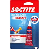 Loctite Threadlocker Red 271,0.20 fl. oz(209741)