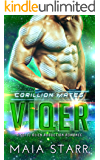Viqer (Corillion Mates)(A Sci Fi Alien Abduction Romance)