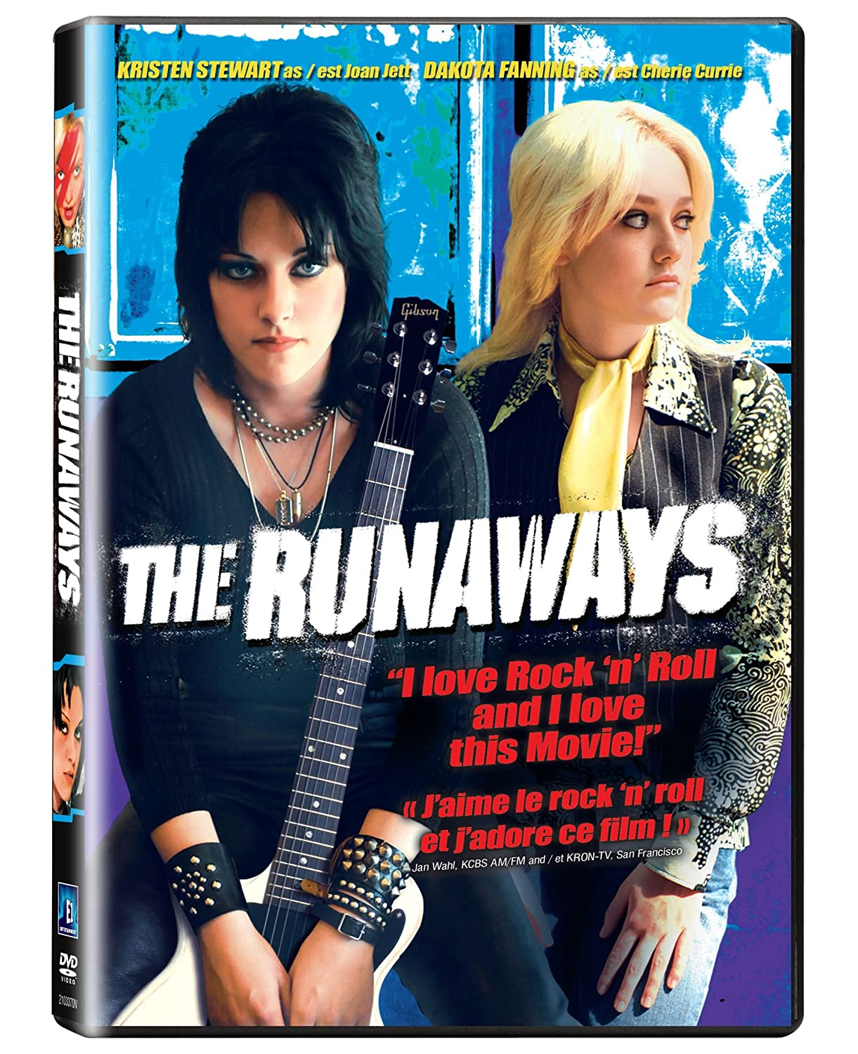 The Runaways 2010 Kristen Stewart Dakota Fanning Movies Tv