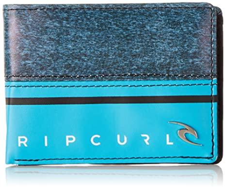 Rip Curl Combine PU Slim Monedero, Color Azul: Amazon.es ...