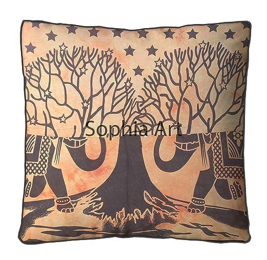Funda de almohada grande para el suelo de meditación de ...