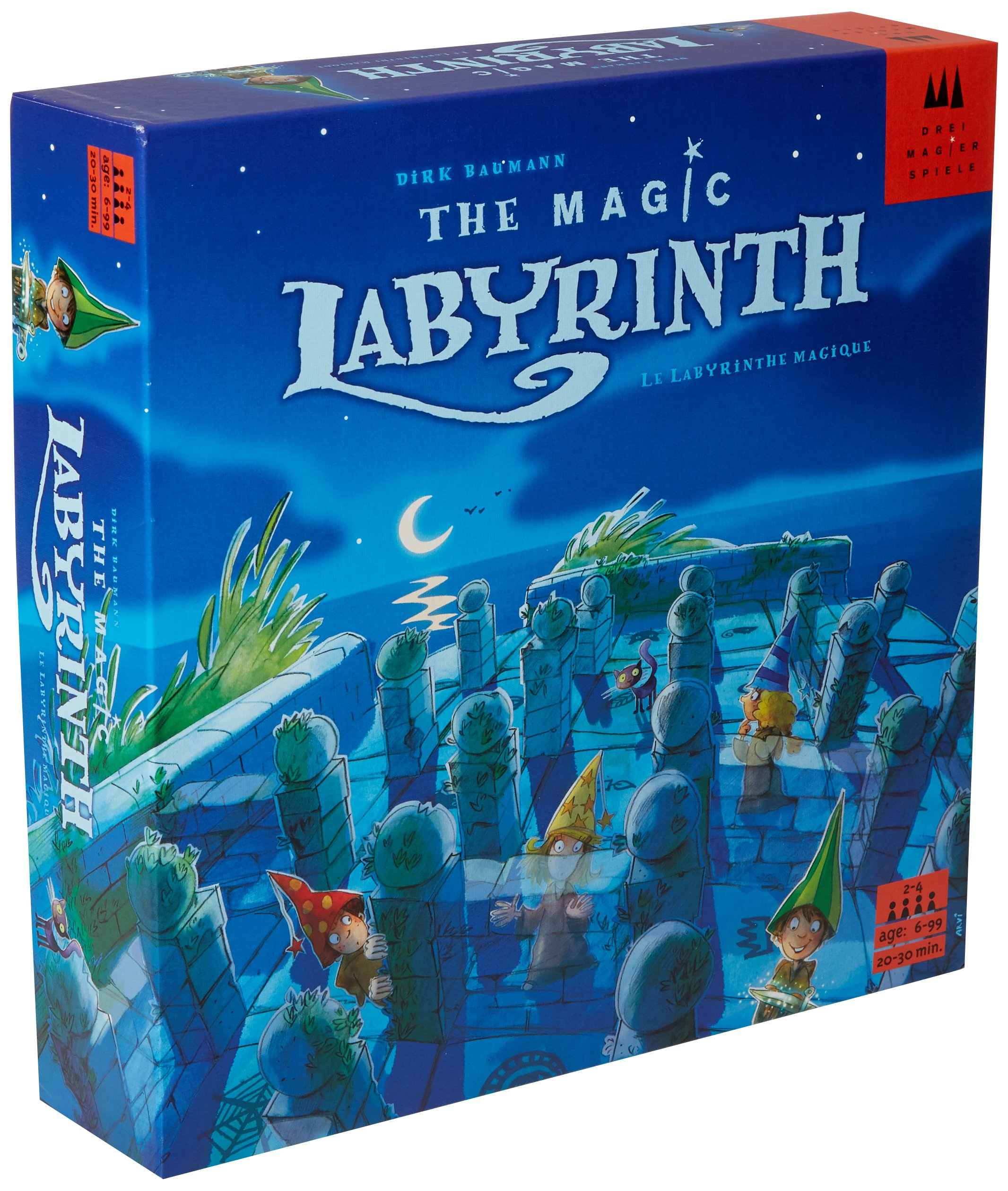 Magic Labyrinth by Schmidt