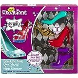 Crayola Creations - 04-4011-E-200 - Kit De Loisirs Créatifs - Hot Heels - Pack De 5 Chaussures