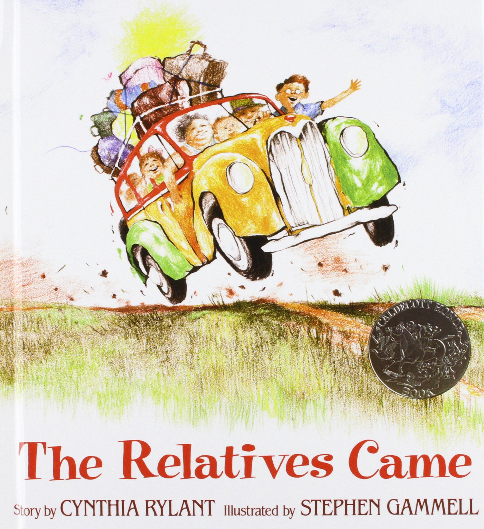 Download The Relatives Came pdf