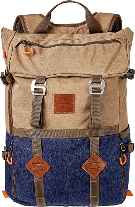 9be955cb297c Amazon.com : Alpine Design Hike Backpack (Navy) : Sports & Outdoors