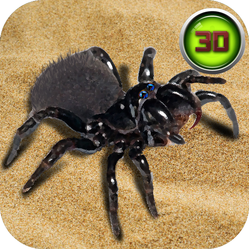 Spider Simulator: Insect Life 3D