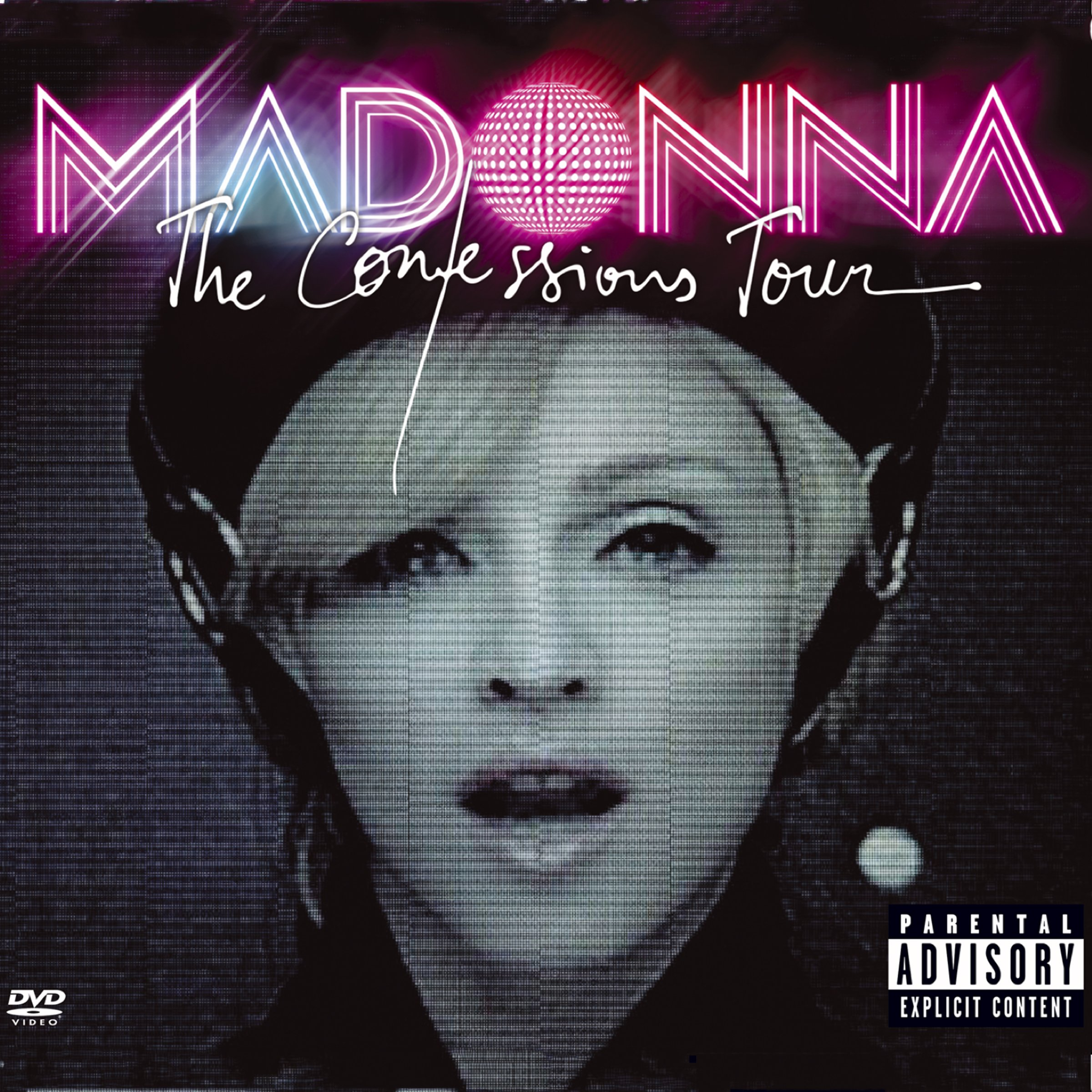 The Confessions Tour - Live from London (CD+DVD) by Warner Bros