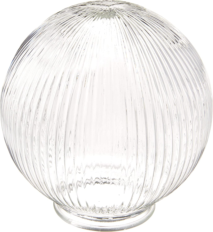 8//10//12//14 SUNWO Replacement Glass Shades White Glass Globe Any Size
