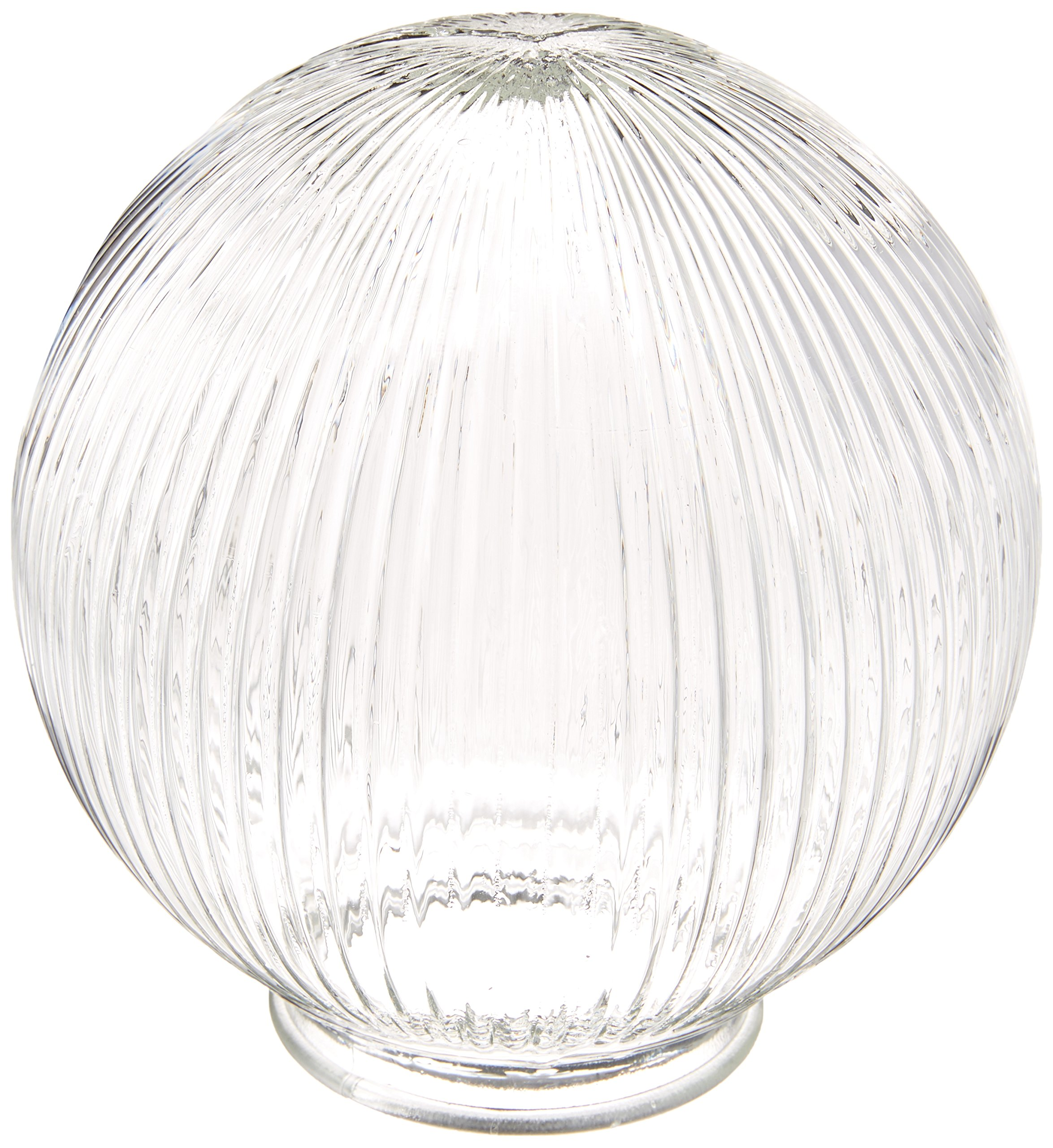 Westinghouse 85254 Replacement Glass Globe 6-3/8'' - Clear Halophave