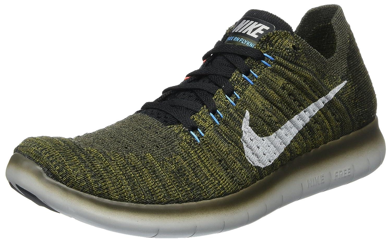 250ce1cbfa5ad Nike Men s Free Rn Flyknit Running Shoes  Amazon.co.uk  Shoes   Bags
